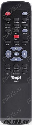 TEUFEL DS 5 RC, DECODERSTATION 5, CONCEPT E100, CONCEPT E200, CONCEPT E300, CONCEPT E400, CONCEPT E500