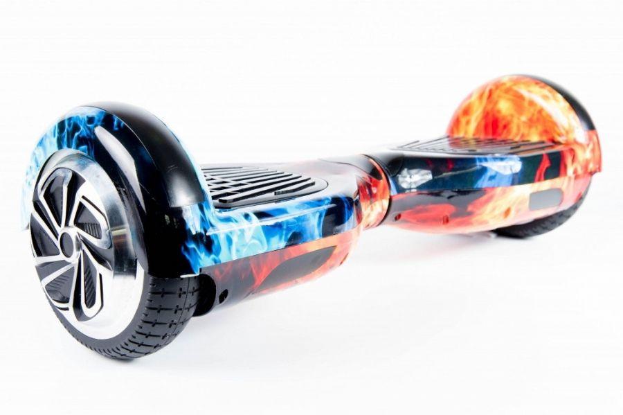 Гироскутер Smart Balance Pro 6.5 Огонь и лед