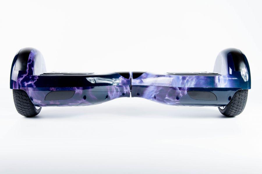 Гироскутер Smart Balance Wheel 6.5 Фиолетовое облако
