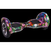 Гироскутер Smart Balance 10 дюймов (TaoTaoAPP + самобаланс) Фиолетовый хип хоп