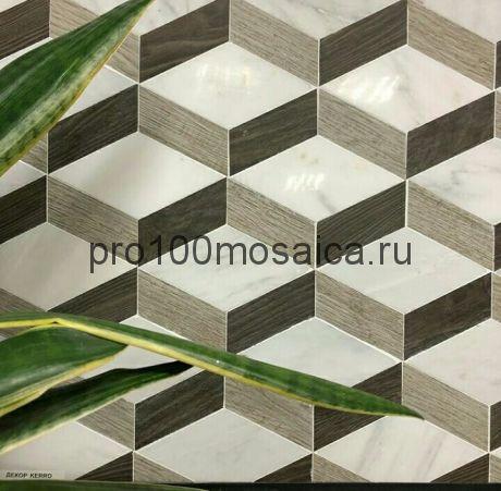 KERRO. Мозаика серия Water Jet, размер, мм: 282,8*312,8*10 (ORRO Mosaic)