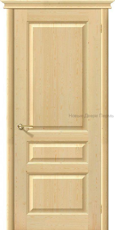 М5 ПГ массив под покраску, межкомнатная дверь