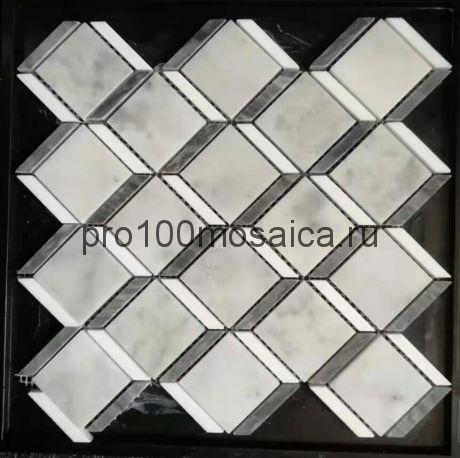 KA141 Мозаика серия Камень размер, мм: 260*270*10 (Happy Mosaic)