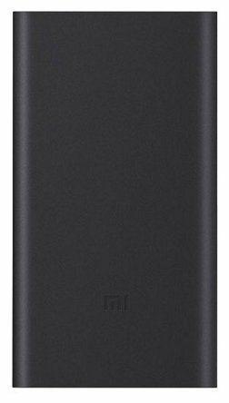 Универсальный внешний аккумулятор (Power Bank) Xiaomi Mi Power Bank 2 10000 (10000 mAh) (black)