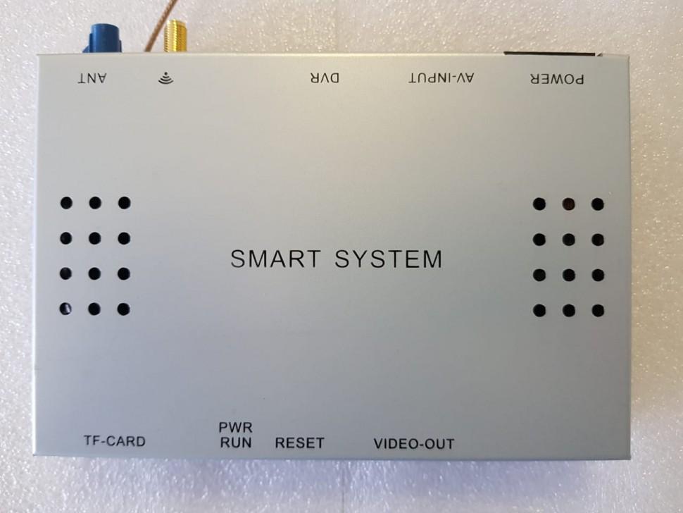 Навигационный блок Radiola RDL-LVDS на системе Android 8.1 для Toyota