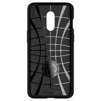 Купить чехол Spigen Rugged Armor для OnePlus 7 черный противоударный чехол для OnePlus 7 в Москве в интернет магазине аксессуаров для смартфонов elite-case.ru
