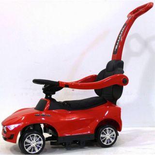 Детская машина-толокар River Toys Maserati A003AA-M