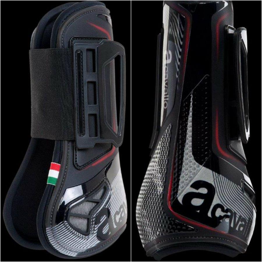 Ногавки гелевые Acavallo OPERA передние