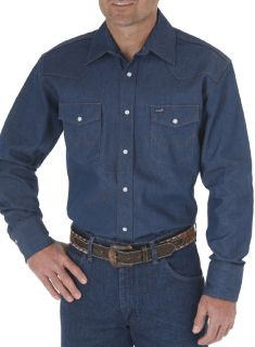 Wrangler Cowboy Cut Blue
