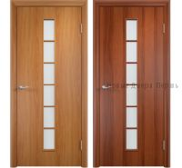 дверь с-12 ламинированная