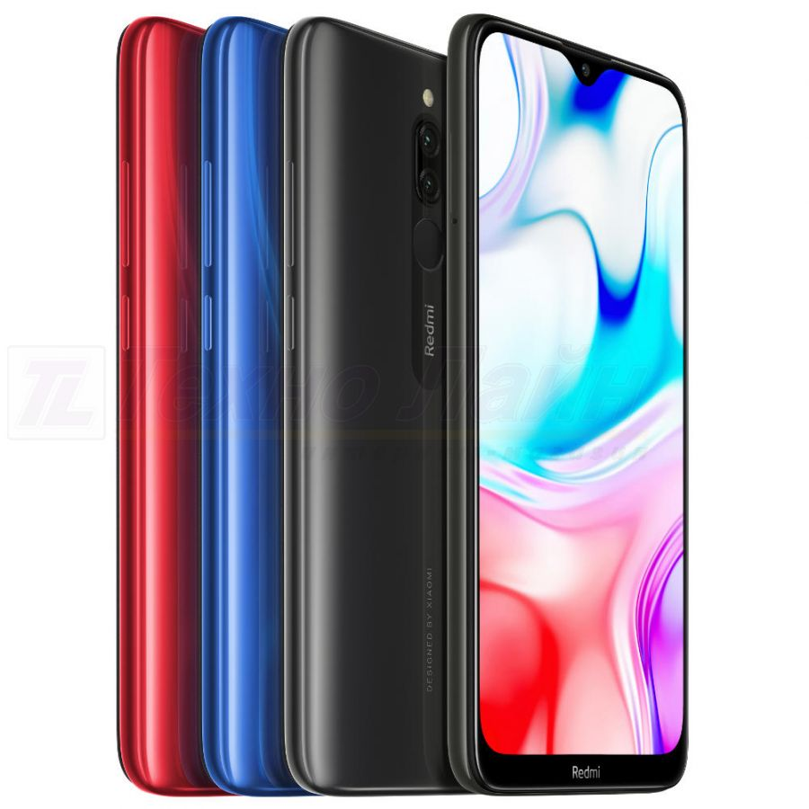 Xiaomi Redmi 8 4/64GB Глобальная версия (Европа)