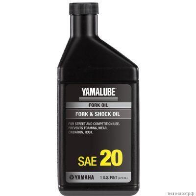 Масло Для Передних Вилок SAE 20 (473 мл)
