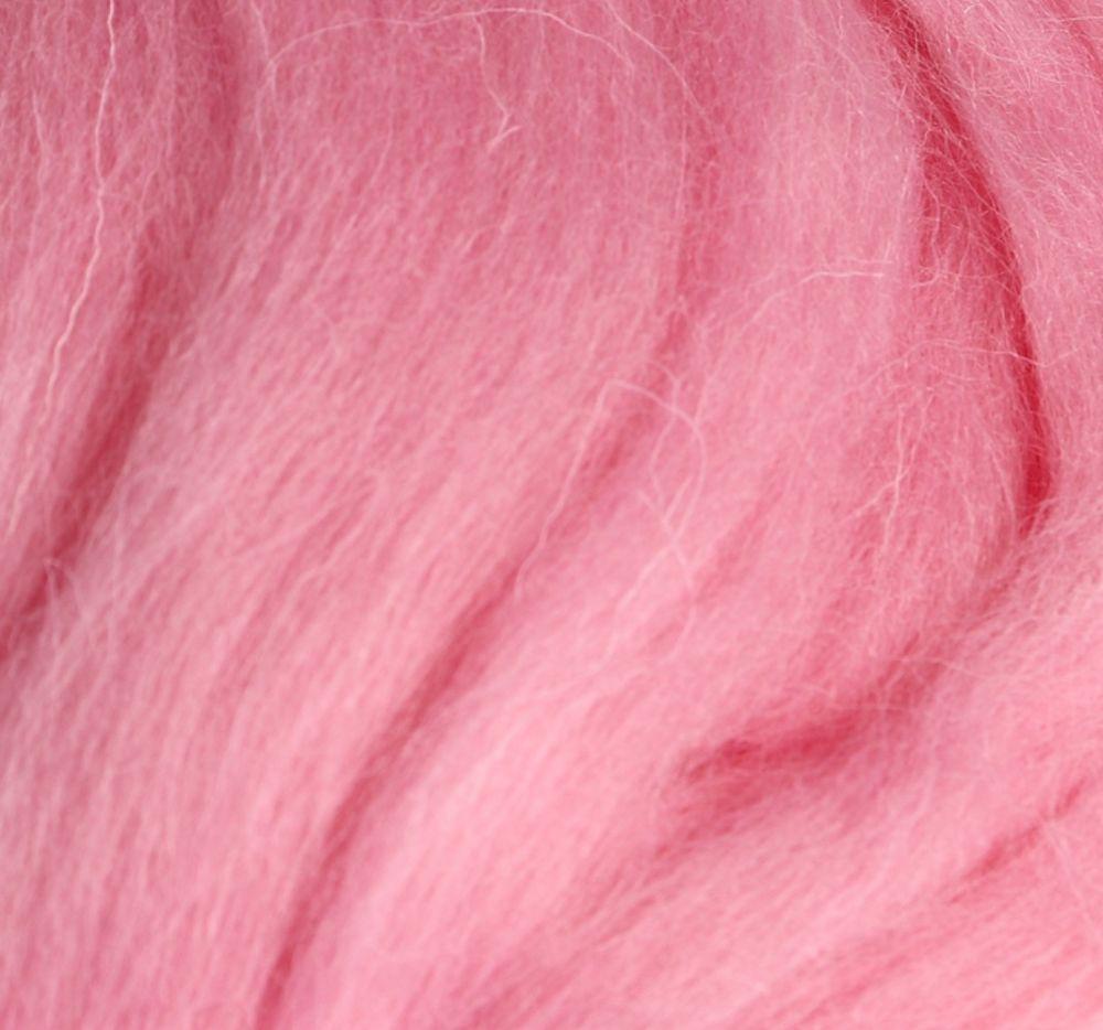 Пряжа шерсть для валяния кукольных волос