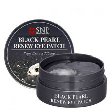 """SNP"" BLACK PEARL RENEW EYE PATCH (RENEWAL) Патчи для глаз1,25гр*60"