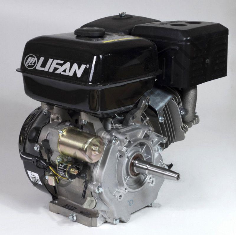 Двигатель Lifan 190FD-V (15 л. с.)  конусный вал 106 mm