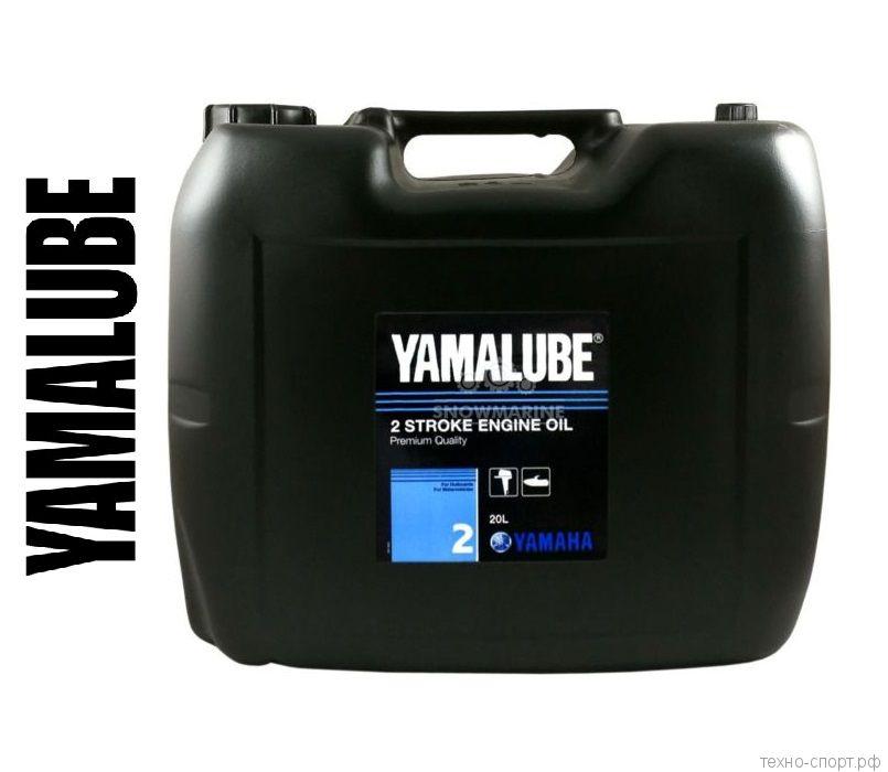 Yamalube 2-M TC-W3 RL, 2-тактное минеральное для ПЛМl (20 л) YMD630212002