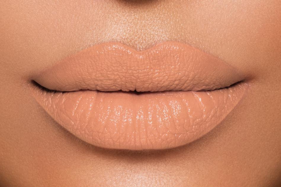 Карандаш для губ KKW - peach 1 light peach