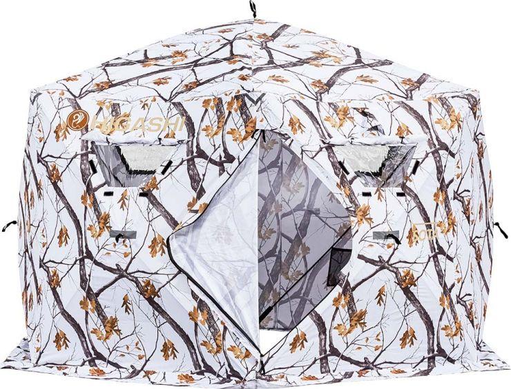 Палатка зимняя HIGASHI WINTER CAMO SOTA 360*360*210