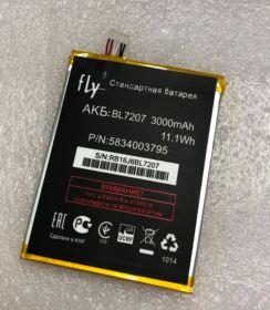 Аккумулятор Fly BL7207 для телефона IQ4511 Octa Tornado One