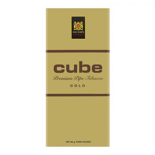 Табак трубочный Mac Baren Cube Gold