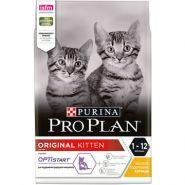 Pro Plan Original kitten (с курицей) для котят (1,5 кг)