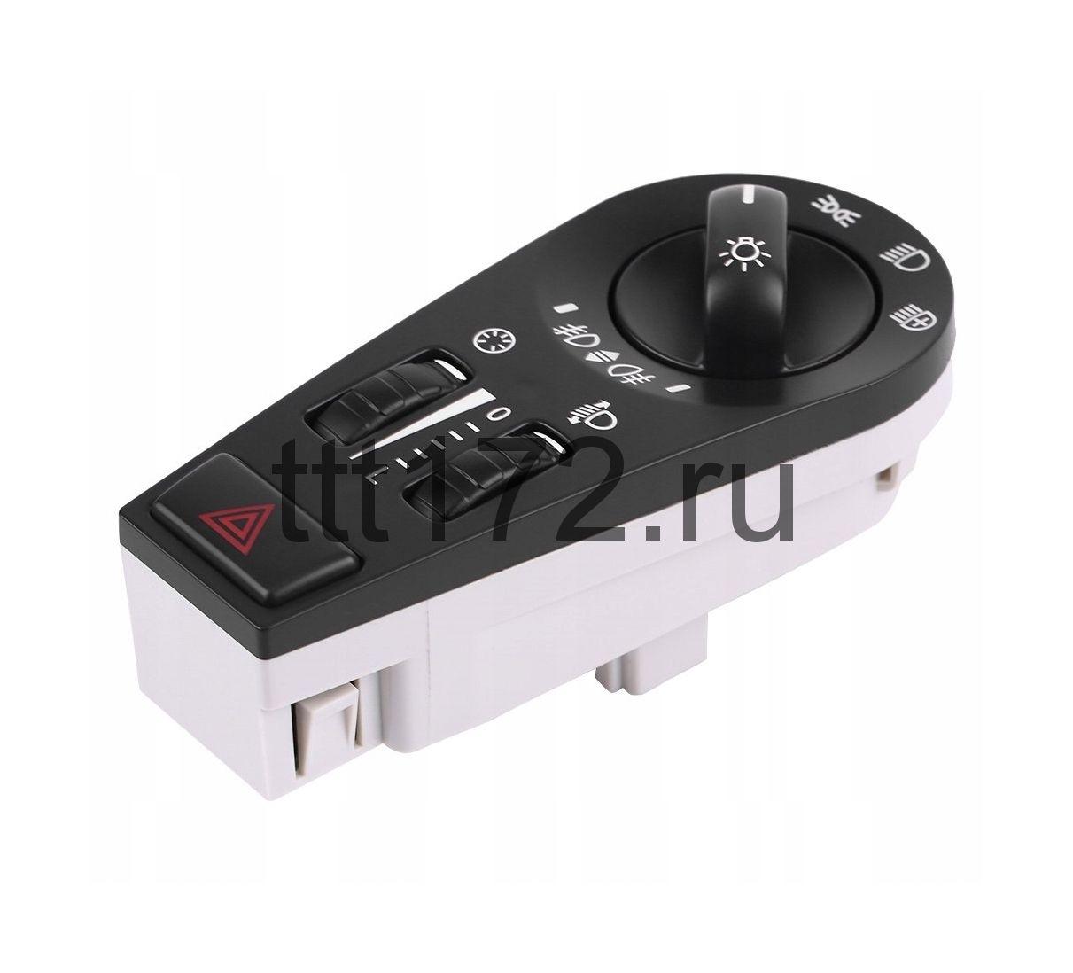 Переключатель света/аварийной сигнализации Volvo FH/FM