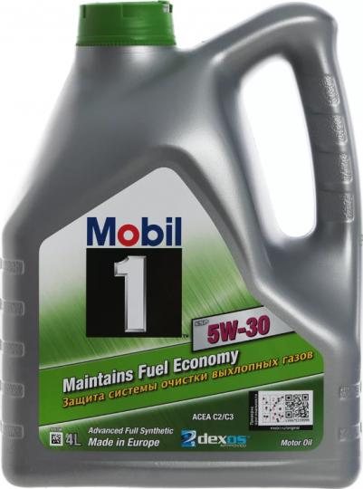 Моторное масло Mobil 1 5W30 ESP Formula 4 л