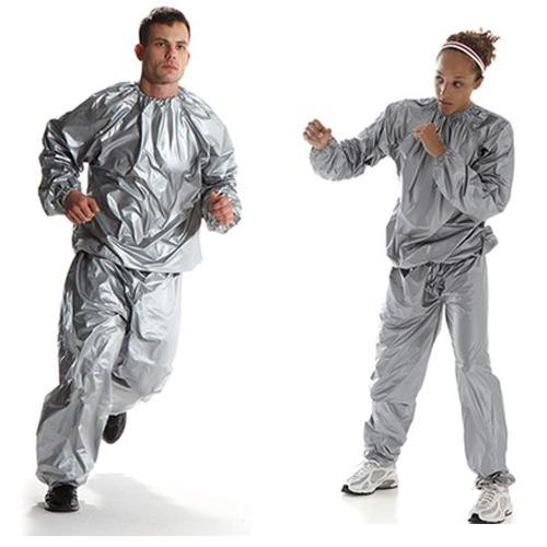 Термический спортивный костюм -сауна Sauna Suit, размер – M.