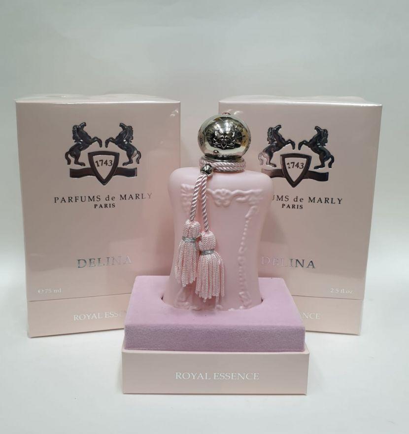 PARFUMS DE MARLY Delina 75 мл (для женщин) - подарочная упаковка