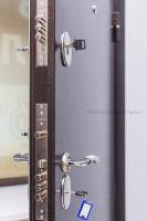 термо дверь с замками