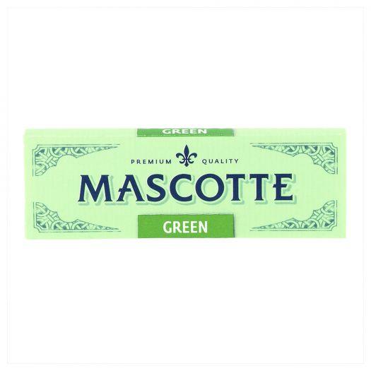 Сигаретная бумага MASCOTTE Green 68*36 (50 шт)