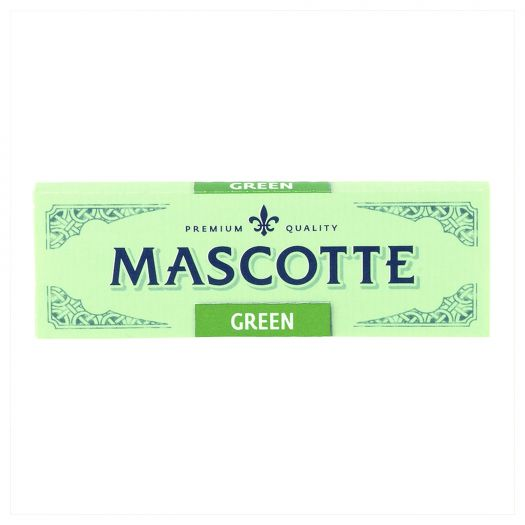 Сигаретная бумага MASCOTTE Green