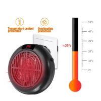 Портативный обогреватель с дисплеем Warm Air Blower (2)