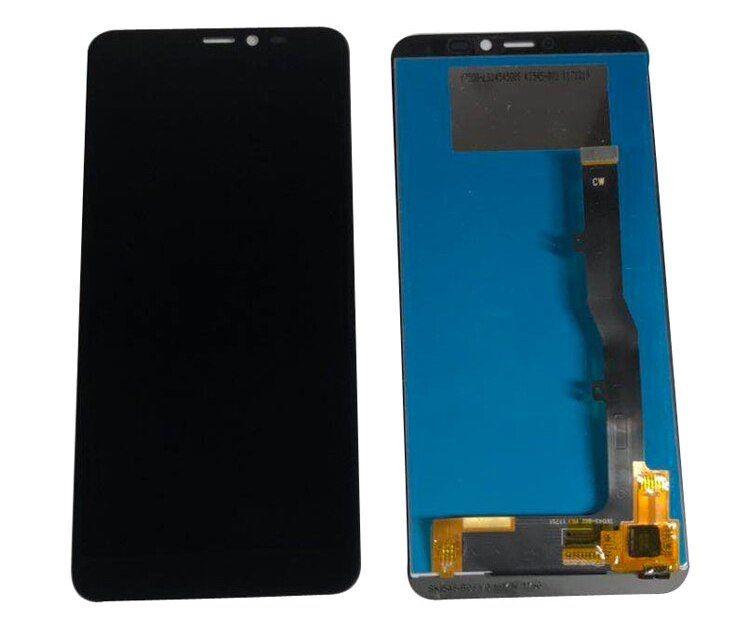 LCD (Дисплей) ZTE Blade A530 (в сборе с тачскрином) (black)