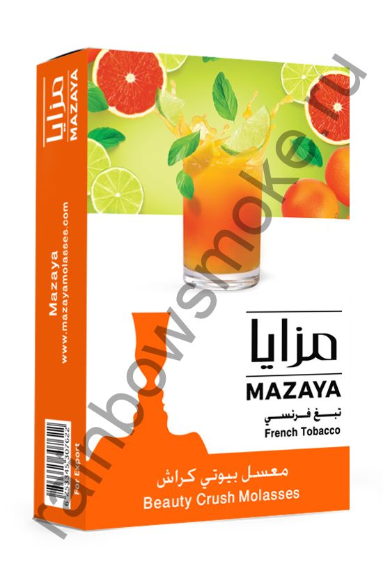 Mazaya 50 гр - Beauty Crush (Бьюти Краш)