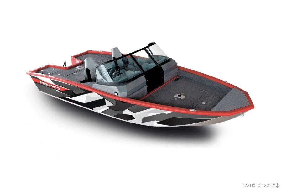 Лодка Волжанка FISHPRO X5