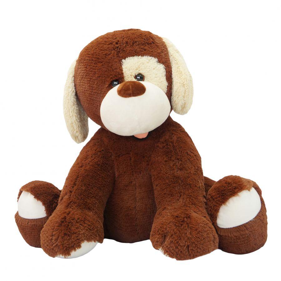 Собака Джек (ОР-110см)(Д-85см) Коричневый