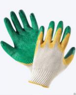 Перчатки трикотажные (ХБ)