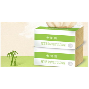 Carich Натуральные бамбуковые салфетки