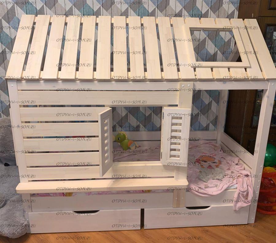 Кровать-Домик Simple Lux №29