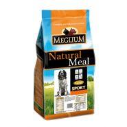Meglium SPORT GOLD Сухой корм для активных собак 15кг