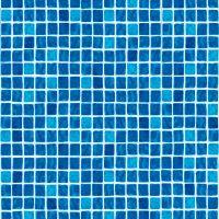 Лайнер (пленка для бассейна) Cefil Mediterraneo темная мозаика