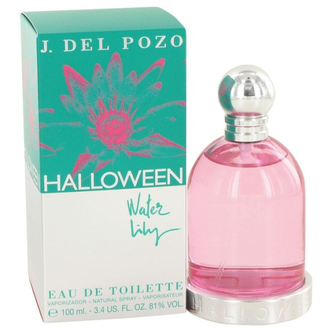 J.Del Pozo  Halloween WATER LILLY