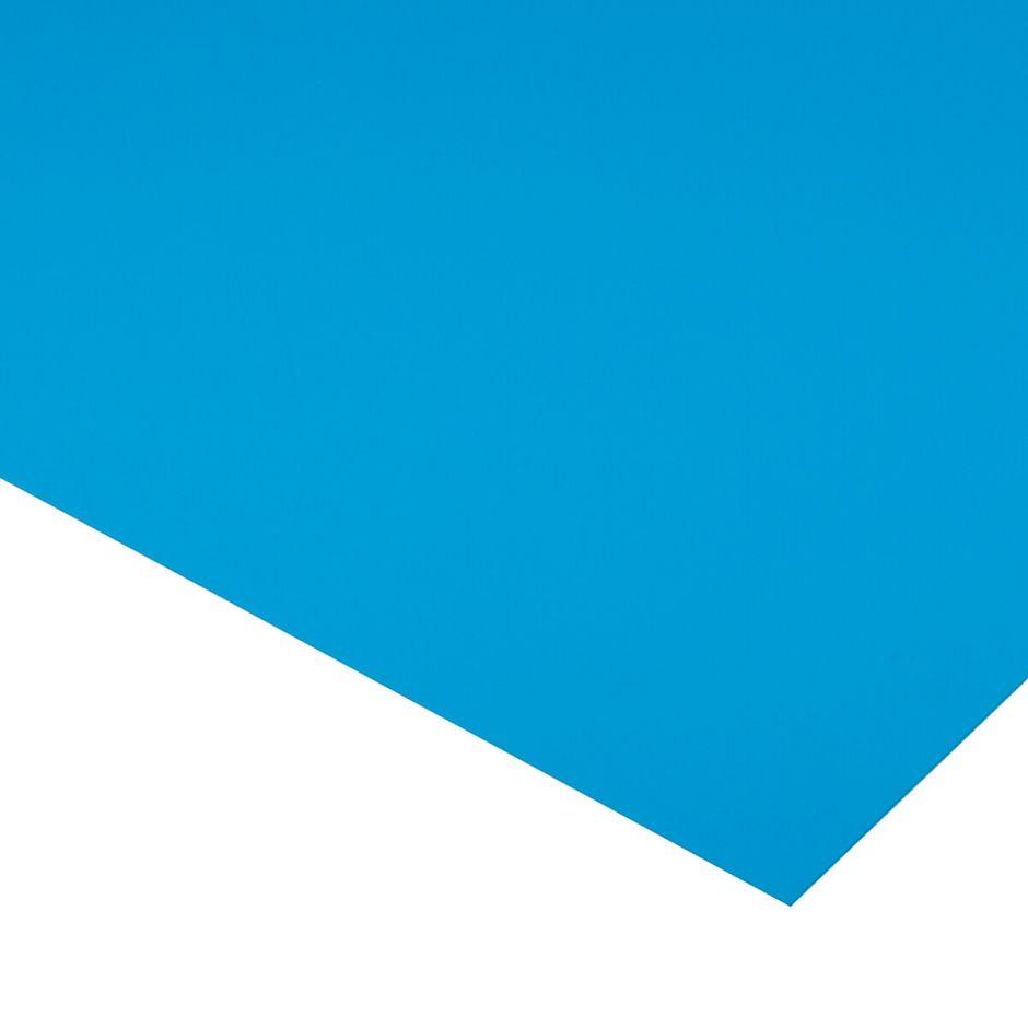 Профильный лист Cefil ПВХ голубой (2,0 м)