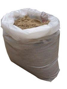 Песок строительный, мешок 30 кг