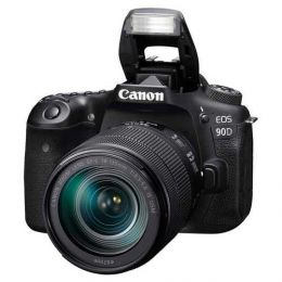Canon EOS 90D kit 18-135 IS USM