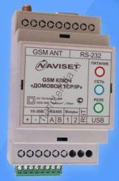 GSM модуль ДОМОВОЙ IP DIN 3G 15000