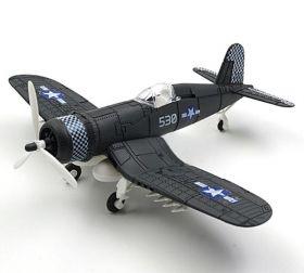 Сборная модель палубного истребителя Чанс-Воут F4U Корсар 1:48 Черный