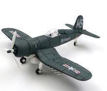 Сборная модель палубного истребителя Чанс-Воут F4U Корсар 1:48 темно зеленый