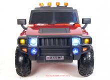 Детский электромобиль River Toys HUMMER A777MP глянец